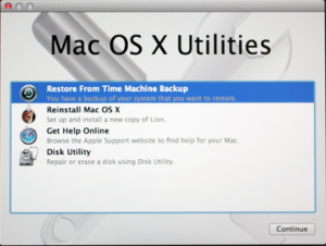 How to Restore Mac to a Previous Date