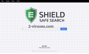Search.eshield.com ウイルス