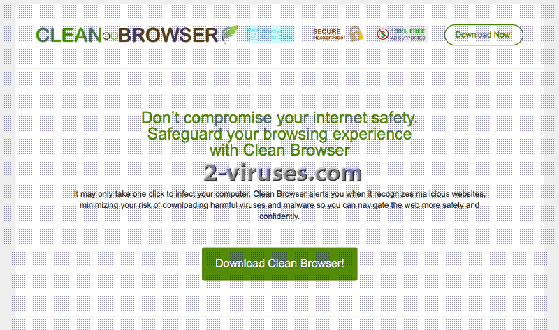 Ads by Clean Browser