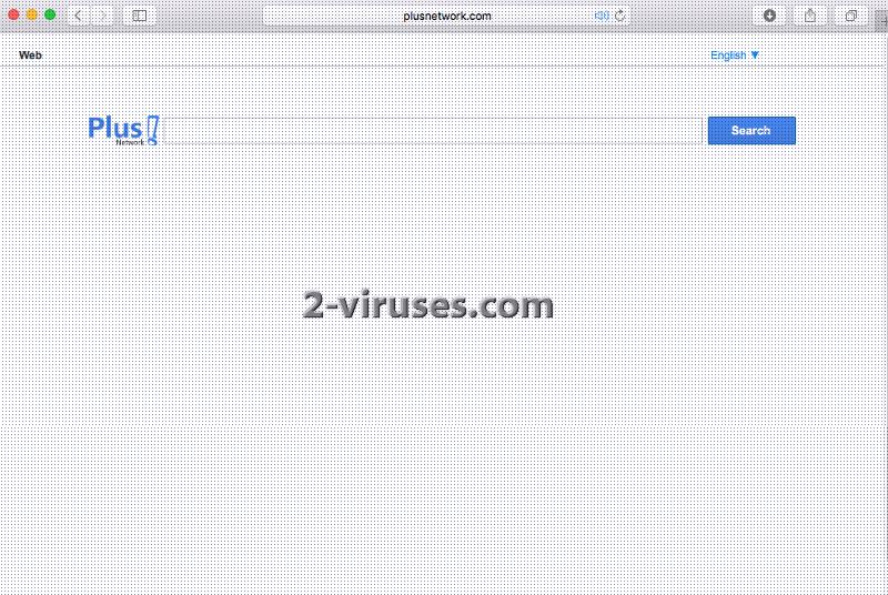 Plusnetwork.com ウイルス