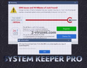 SystemKeeperPro