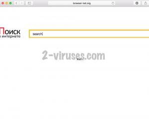 Browser-net.org ウイルス