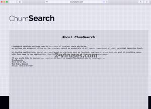 Chumsearch.com ウイルス