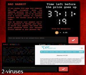 Bad Rabbit ウイルス