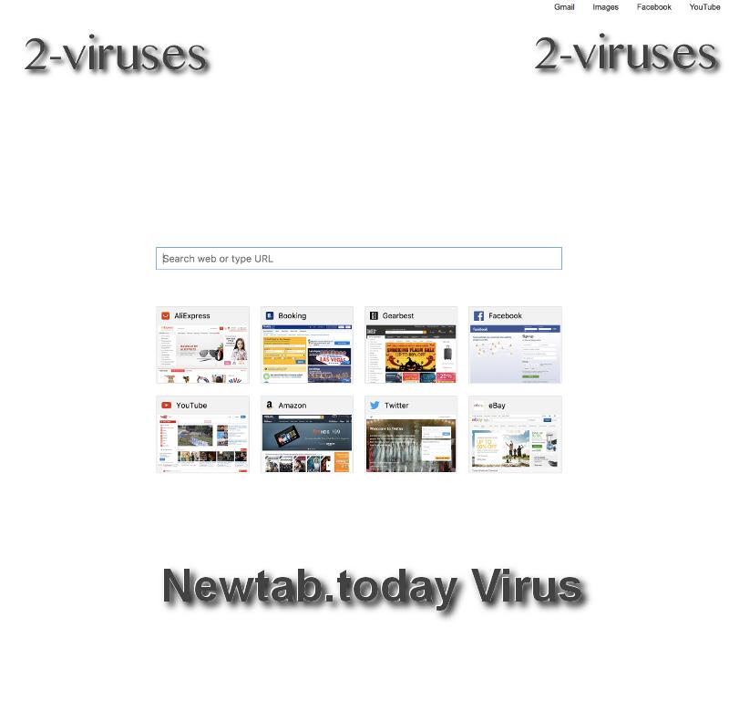 Newtab.today virus remove