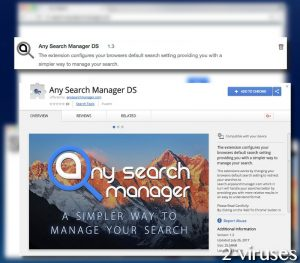 Search.anysearchmanager.com ウイルス