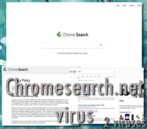 Chromesearch.net ウイルス