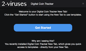 Digital coin tracker added