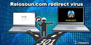 Relosoun.com リダイレクト